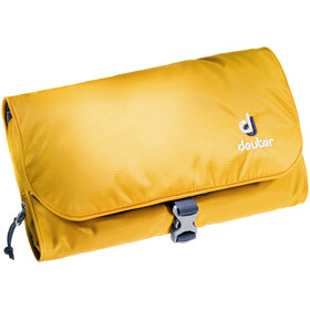 Deuter Wash Bag II, curry-navy